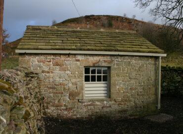 Restoration of the Old Hatchery, Bolton Abbey