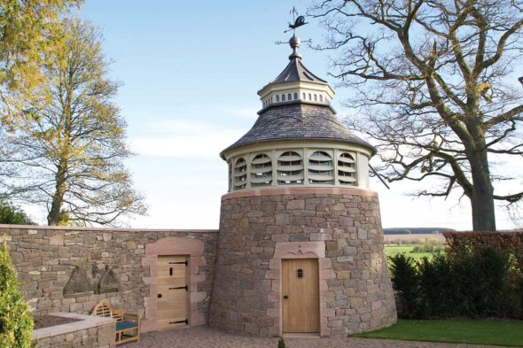Doocot, Gardyne Castle, Angus