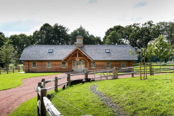 Farm Education Centre, Dumfries House, Scotland