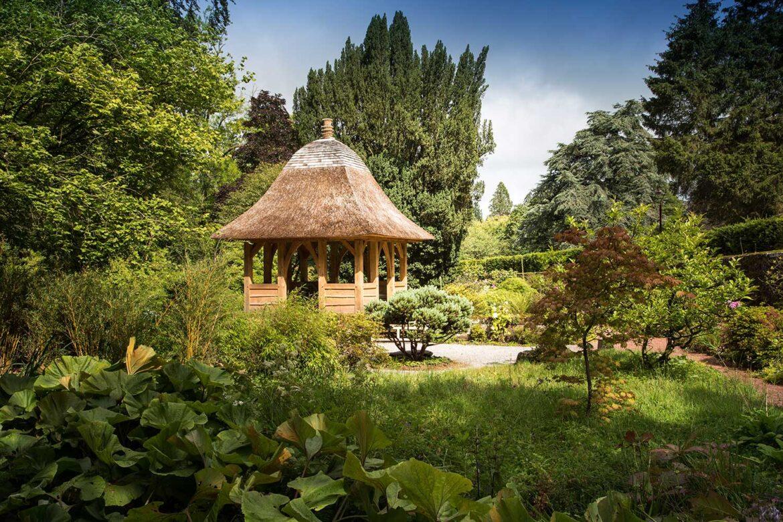 The Peach House – an oak framed garden building