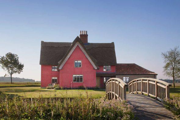 Oak Bridge, Moat Cottage, Suffolk