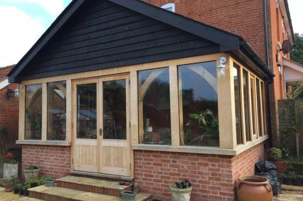 Oak Garden Room, Walnut Tree Cottage, Suffolk