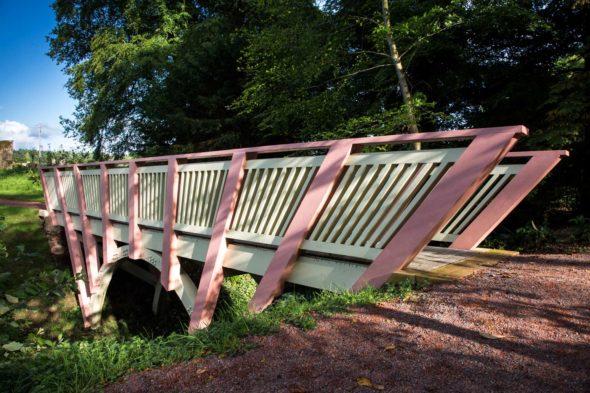 Mains Bridge I, Dumfries House, Scotland