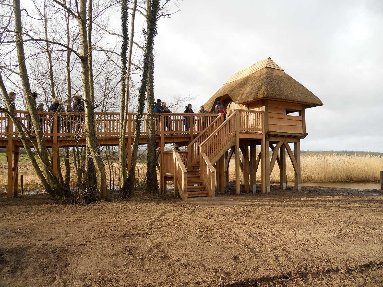 oak structures