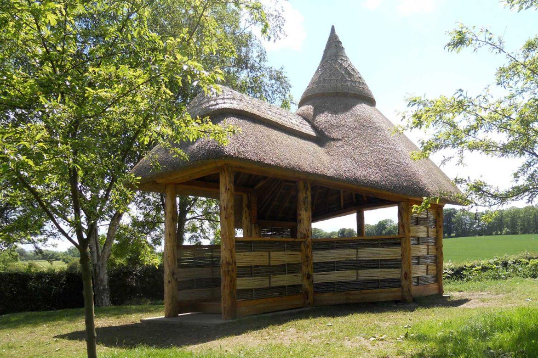 Colemore Garden Pavilion