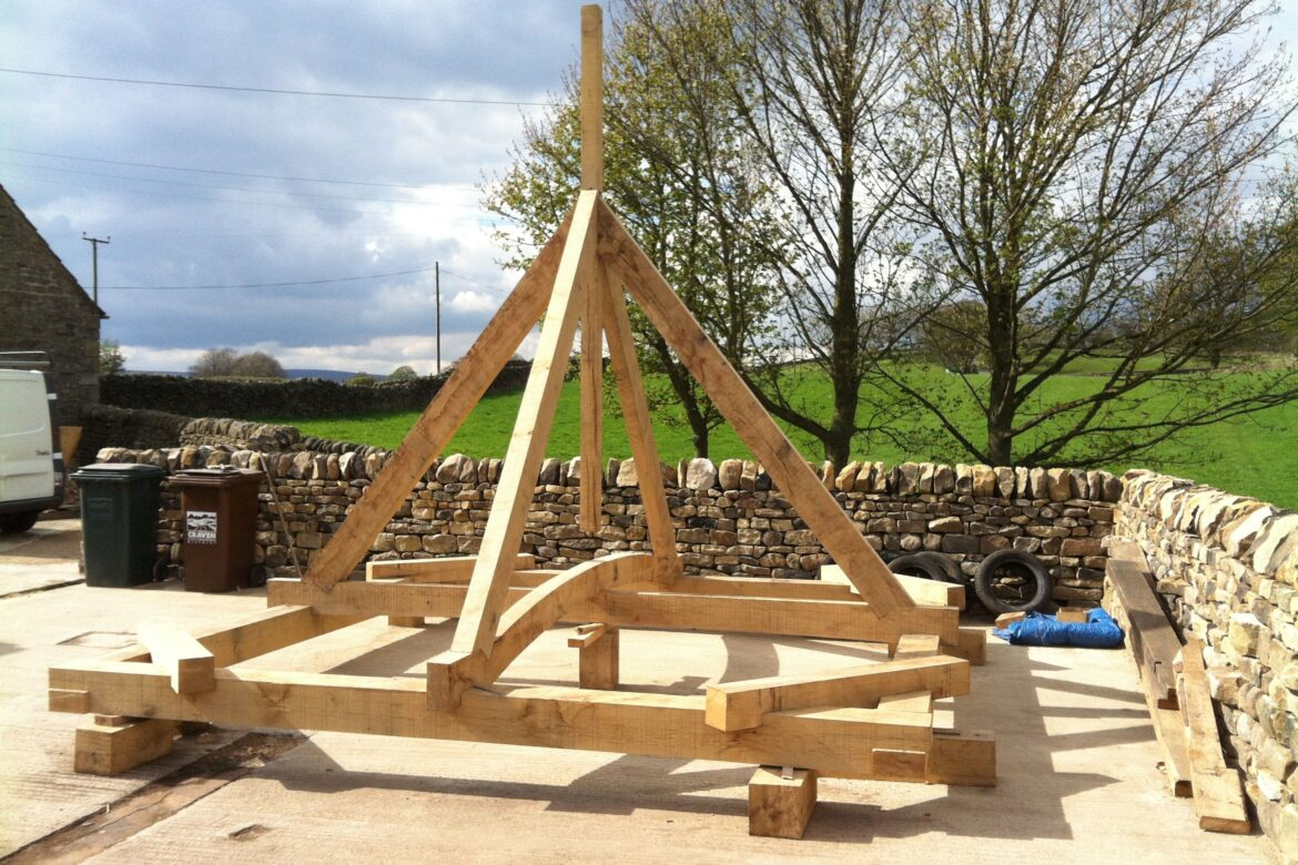 Why I Love Traditional Timber Framing